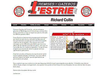Remises Gazebos de l'Estrie Inc.